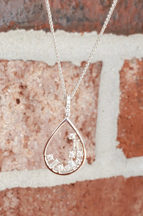 0.25ctw Diamond Necklace