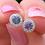 Thumbnail: Alexandrite and Diamond Earrings