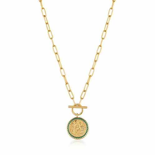 Gold Digger Emperor Necklace