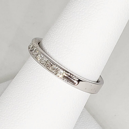 Princess Diamond Wedding/Anniversary Band