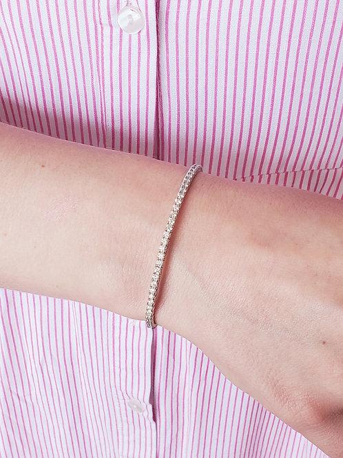 Flexible Tennis Bracelet