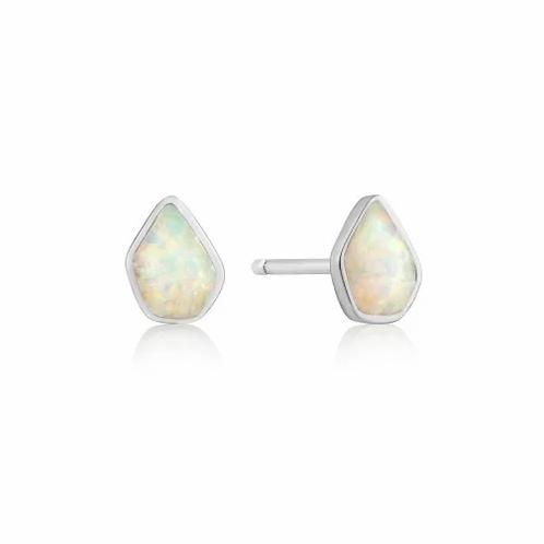 Mineral Glow Opal Earrings
