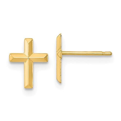 Cross Studs