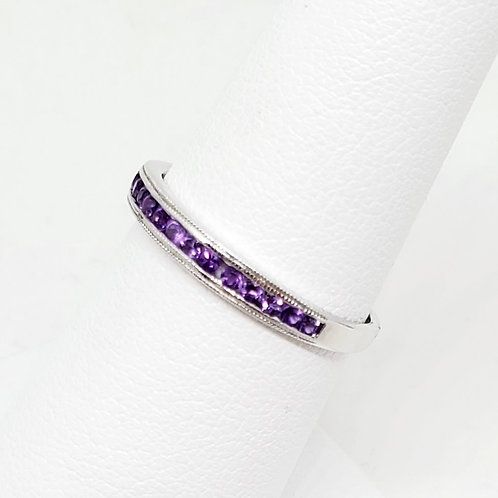 Amethyst Stackable