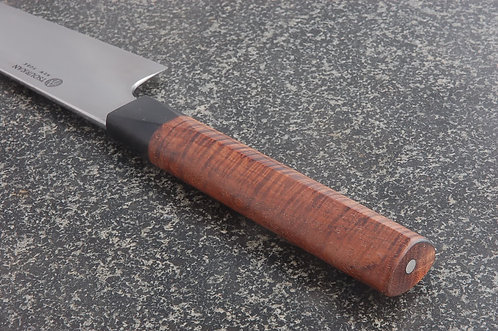 225mm 52100 Workhorse Gyuto Koa Handle
