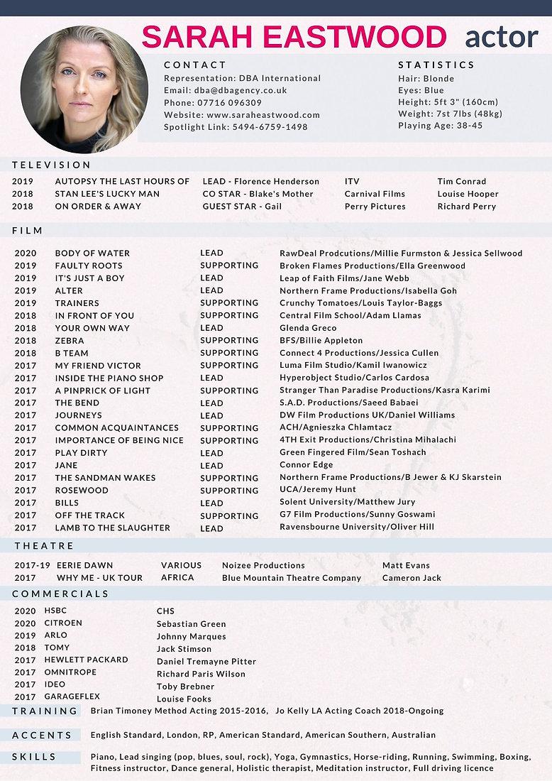 Sarah Eastwood Actor CV - 2021.jpg
