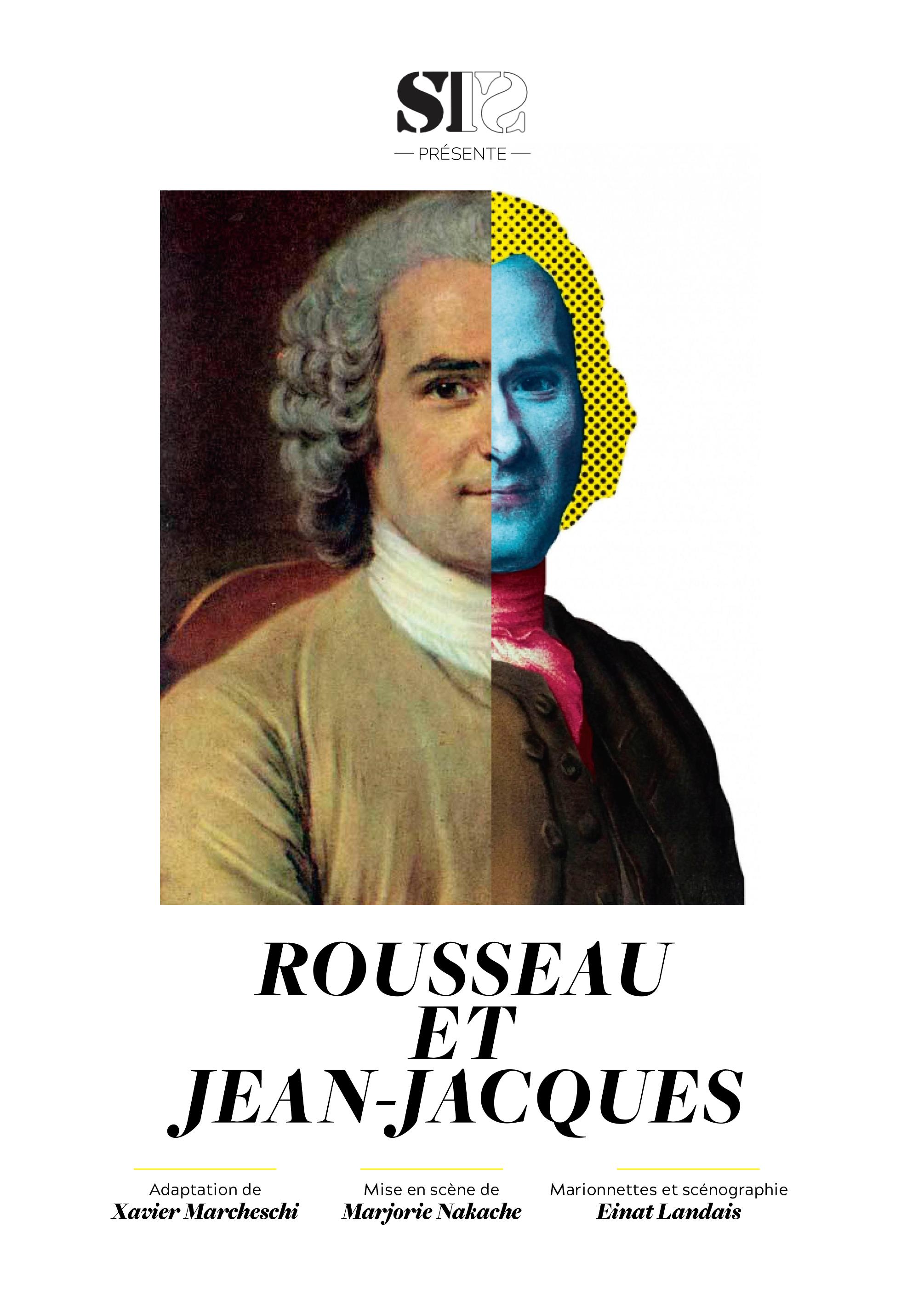 Rousseau et Jean-Jacques