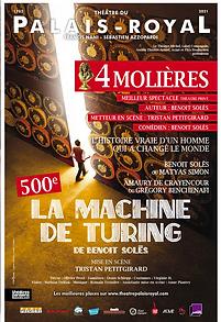 Affiche - La machine de Turing MAJ 2021.