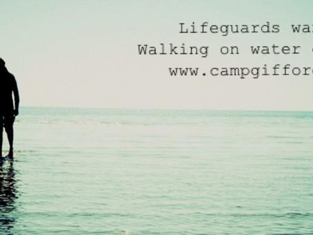 Lifeguards wanted