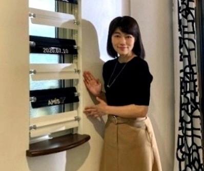 三協立山株式会社 三協アルミ社様のプレゼンテーションルームで採用頂きました。