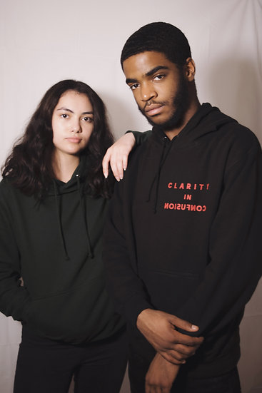Clarity in Confusion Hoodie