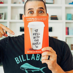 To Hell with the Hustle by Jefferson Bethke | Christian Book Review