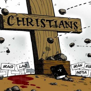 A Sleeping Giant meets the inconvenient truth... the persecution of  Christians Worldwide.