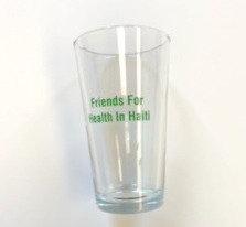FHH Brew Pub Glass
