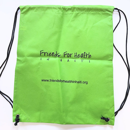 FHH Draw String Bag