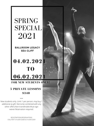 ballroom legacy special