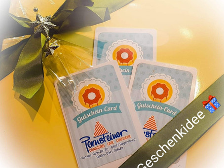 Geschenkidee Gutschein-Card