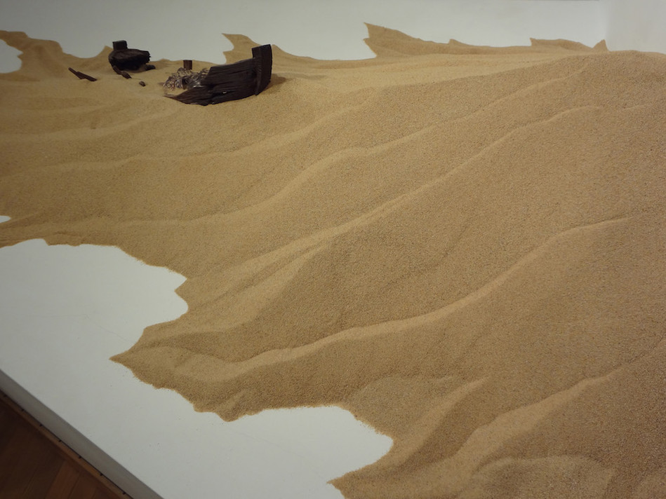 The Shifting of the Sand