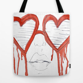"""Greetings from Miami"" Tote Bag"