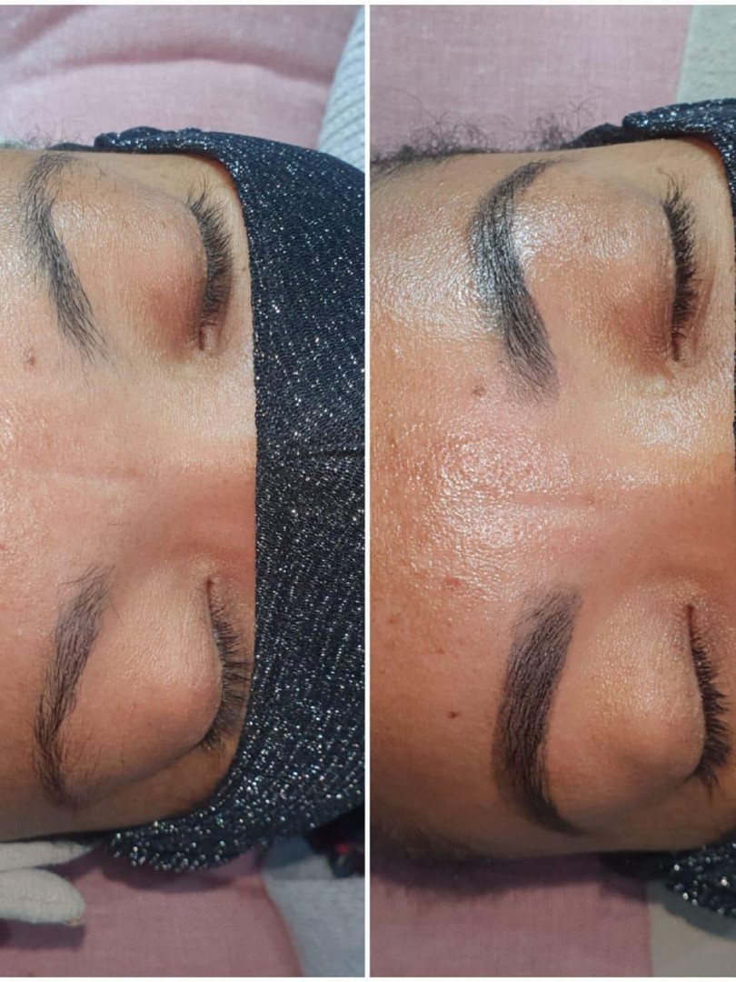 Allure Beauty & Spa Benoni Johannesburg South Africa_Brow Shape and Tint
