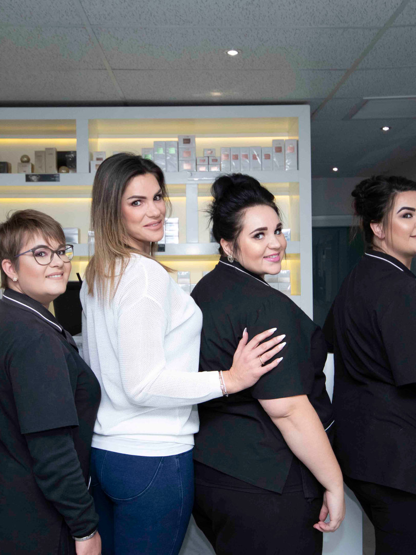 Allure Beauty & Spa Benoni Johannesburg South Africa_Meet our Staff