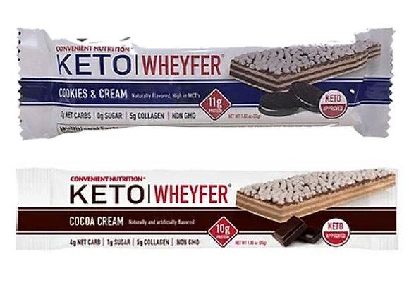 Keto Wheyfer Bar 2-Pack