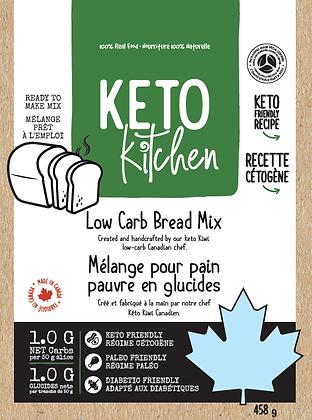 Keto Kitchen Low Carb Bread Mix