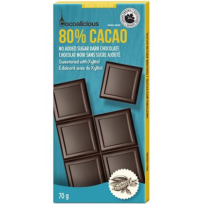 Cocoalicious Dark Chocolate Bar