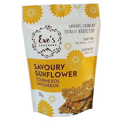 Eve Cracker's Savoury Sunflower