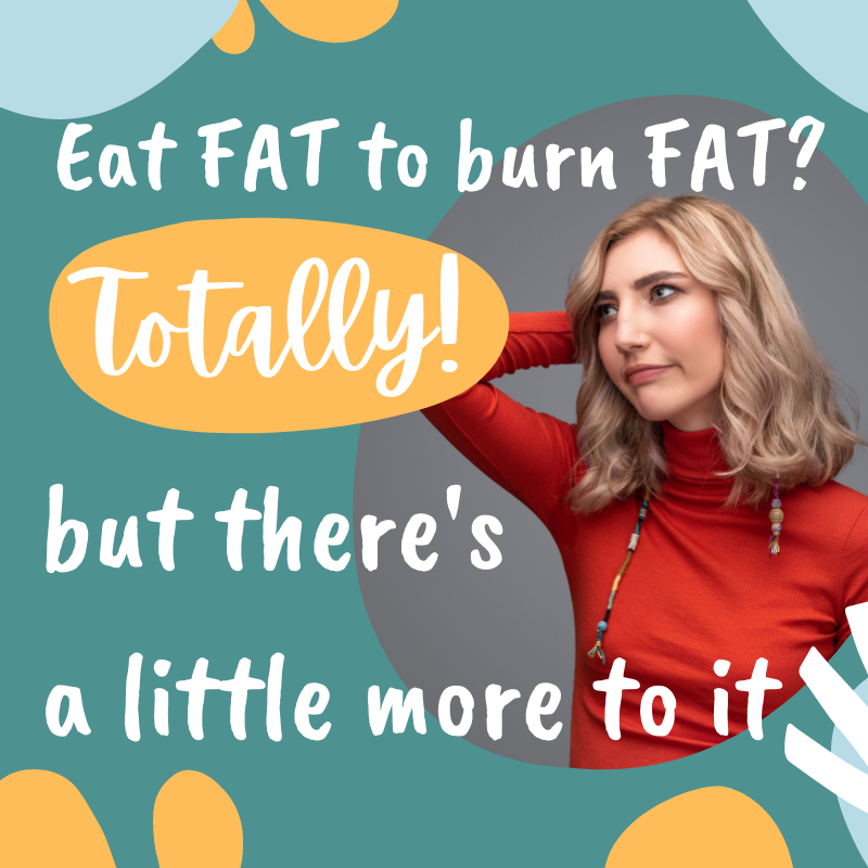Is your weight loss stalling? You might be eating too much fat!