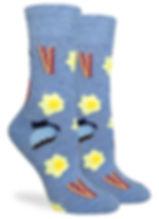 Good Luck Socks - Bacon n Eggs.JPG