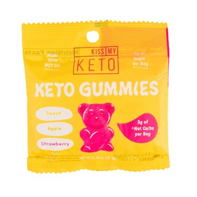 Keto Gummy Bears