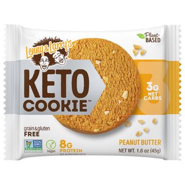Lenny & Larry Peanut Butter Keto Cookie