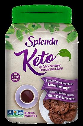 Splenda Keto No Calorie Sweetener