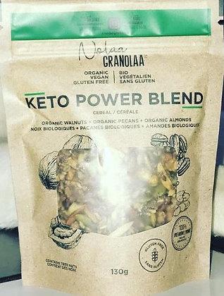 Nolaa Granolaa Keto Power Blend Granola