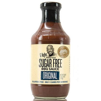 G HUGHES Sugar-free BBQ Sauce