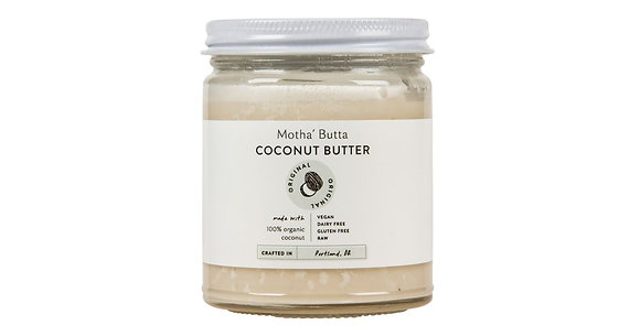Motha Butta Sea Salt Vanilla Coconut Butter