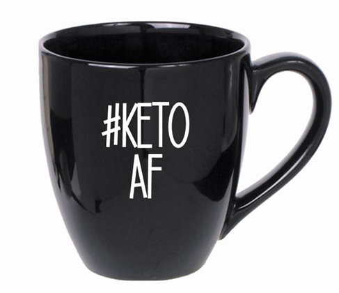 #KETOAF Coffee Mug