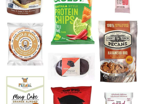 🏆 The Top 5 Keto Snacks of 2019 🏆