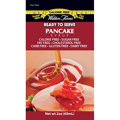 Walden Farm's Sugar-Free Pancake Syrup (Single Serve)