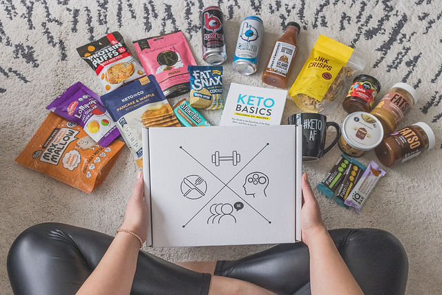Keto friendly, low carb, sugar free snacks, sauces, chips, and more