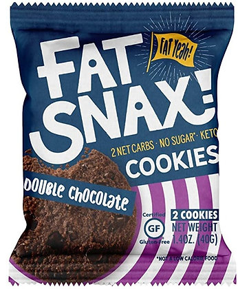 Fat Snax Keto Cookie
