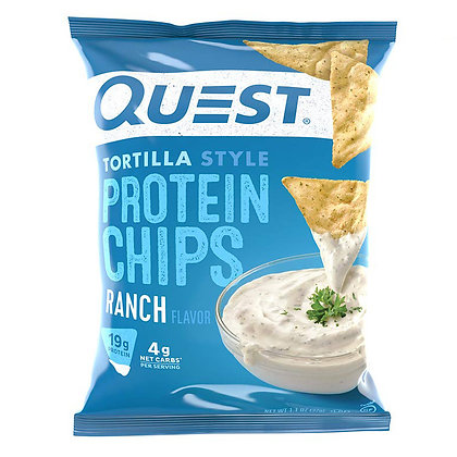 Quest Ranch Protein Chips