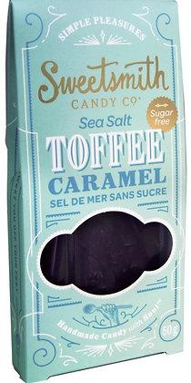 Sweetsmith Sea Salt Chocolate Toffee