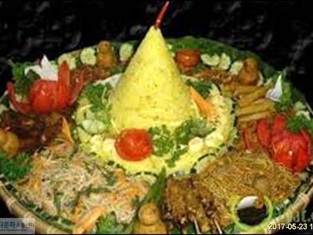 인도네시아 명절음식 만들기