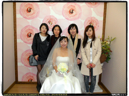 중국 진염령씨 결혼식 축하~ ^o^