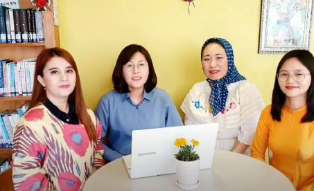 """""""아시아언니들과 세계문화소풍"""" 유튜브 채널을 만들었어요~"""