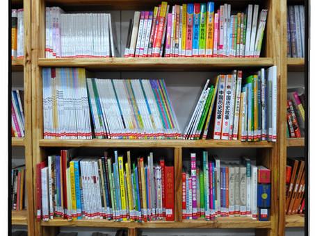 화성시에서 아시아 책이 가장 많은 도서관이 됐어요~ ^o^