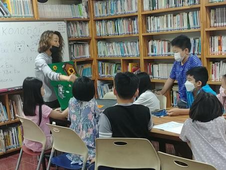 고려인동포 자녀들을 위한 이중언어(러시아어) 교육
