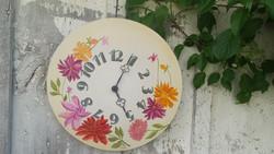 horloge JeannePetit Dalhia1